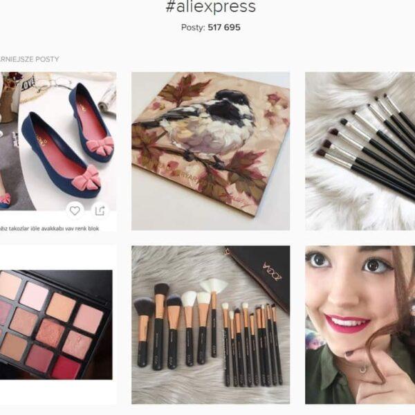 aliexpress program afilacyjny promowanie instagrama promocja na instagramie