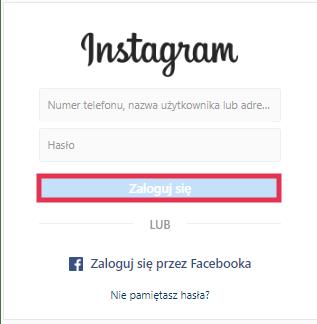 log-in-jak-usunąć-Instagrama