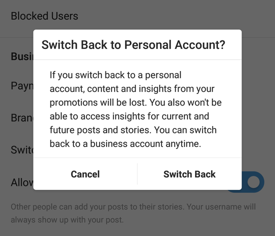 switch-back-to-personal-account-notification